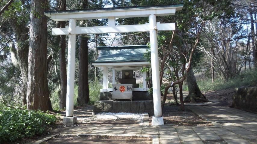 九頭龍神社+白龍神社参拝コース